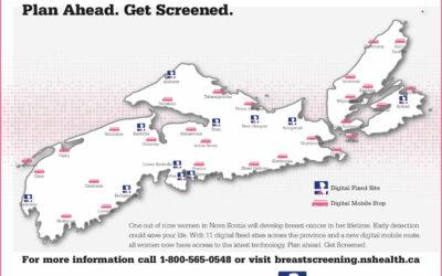 Community Mobile Breast Screening